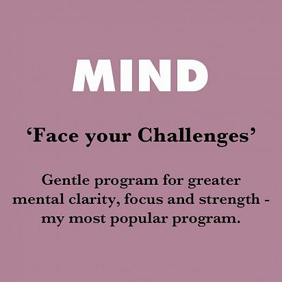 MIND - Facing Your Challenges